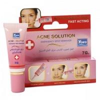 Крем от Акне быстрого действия (7 g)/Yoko Acne Solution Emergency Spot Remover  7g/