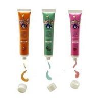GIFFI FARM HERBAL TOOTHPASTE Детская зубная паста-гель «Гиффи ферма» 40 gr