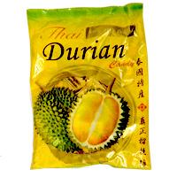 Жевательные конфетки с Дурианом 110 гр.
