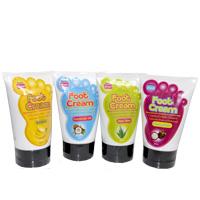 Крема для ног с различными ароматами от Banna 120 ml