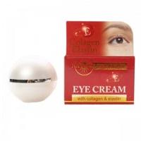 Лифтинг-Крем для кожи вокруг глаз с коллагеном и эластином 15 ml/NATURE RPUBLIC EYE CREAM collagen &elastine 15 ml/