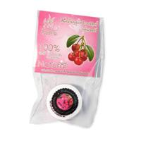 Бальзам для губ «Вишня» с кокосовым маслом 5 грамм/ Lip Balm Cherry with coconut oil 5 gr