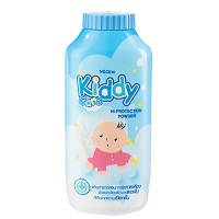 Детская тальк-пудра Mistine Kiddy 100 гр/Mistine Kiddy Care Hi-protection powder 100 gr