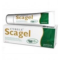 Scagel — гель от рубцов и шрамов 9 гр / Scagel cybele 9 gr