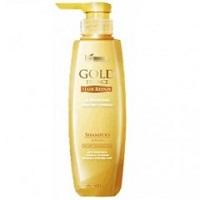 Шампунь Gold для ослабленных волос от BioWoman 500 ml.