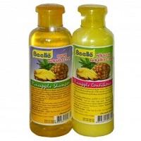 Шампунь и кондиционер с ананасом 400+400 ml