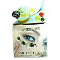NATURE REPUBLIC Snail Eye Cream Lift & Firm Moisturizing 5 gr / Крем для кожи вокруг глаз со стволовыми клетками улиток (5 грамм)