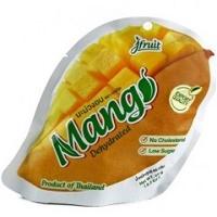 Сушеное манго 65 гр 10% сахара/Mango