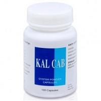 Капсулы Устричный кальций 100 капсул / KalCab Yanhee