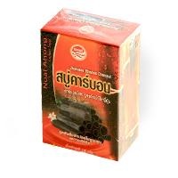 Бамбуковое  чёрное мыло Soap Bamboo Charcoal 100 гр