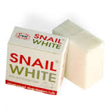 Мыло с фильтратом слизи улитки Snail White 60 гр.