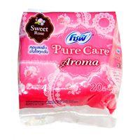 Ежедневные тайские  парфюмированные прокладки на каждый день Pure Care «Сладкая роза»
