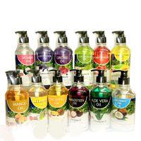 Коллекция массажных масел от Banna 500 ml/MASSAGE oil BANNA 500 ml/