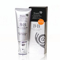 BB крем для лица тройного действия с экстрактом слизи улитки 50 мл/ SHACAI  Snail Super Plus Blemish Balm Triple Function 50 ml