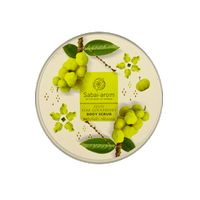 Сахарный скраб для тела Zesty Star Gooseberry Sabai-arom 200 гр/ Zesty Star Gooseberry Sabai-arom sugar scrub 200 gr