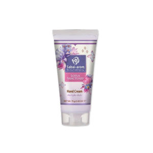 КРЕМ ДЛЯ РУК LOTUS SANCTUARY SABAI AROM 75 ML/SABAI AROM LOTUS SANCTUARY HAND CREAM 75 ML